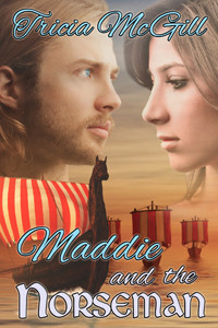 Maddie and The Norseman--Time-Travel Romance