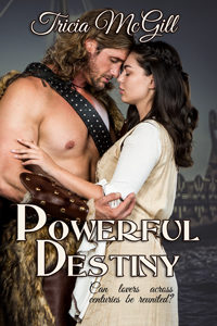 Powerful Destiny by Tricia McGill