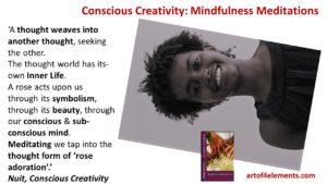 Conscious Creativity Ancient Europe's Mindfulness Meditations by Nataša Pantović quotes